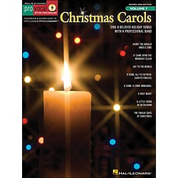 Hal Leonard Christmas Carols Pro Vocal Songbook For Women/Men Volume 7 Book/CD (740429)