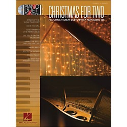 Hal Leonard Christmas For Two - Piano Duet Play-Along Volume 37 (Book/CD) (290584)