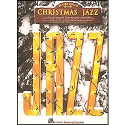 Hal Leonard Christmas Jazz arranged for piano solo (292007)
