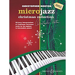 Hal Leonard Christopher Norton - Microjazz Christmas Collection Beginner-Intermediate Pianist (48021186)