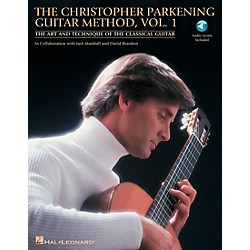 Hal Leonard Christopher Parkening Guitar Method Volume 1 Book/CD (696023)