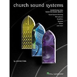 Hal Leonard Church Sound Systems Book (330542)
