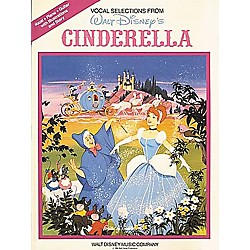 Hal Leonard Cinderella Vocal Selections Piano, Vocal, Guitar Songbook (359478)