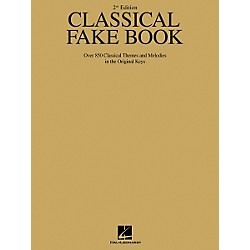 Hal Leonard Classical Fake Book - 2nd Edition (240044)