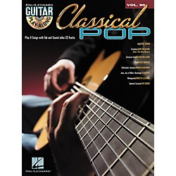 Hal Leonard Classical Pop - Guitar Play-Along Volume 90 (Book/CD) (700469)