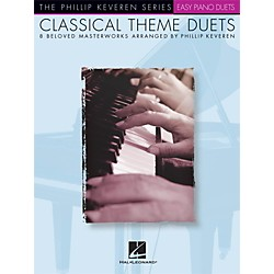 Hal Leonard Classical Theme Duets Easy Piano Duets Phillip Keveren Series (311350)