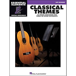Hal Leonard Classical Themes - Essential Elements Guitar Ensembles (865005)