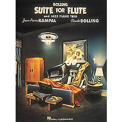 Hal Leonard Claude Bolling - Suite for Flute and Jazz Piano (B (490508)