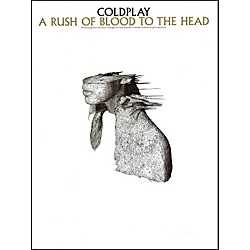 Hal Leonard Coldplay A Rush Of Blood To The Head arranged for piano, vocal, and guitar (P/V/G) (306535)