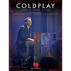Hal Leonard Coldplay For Piano Solo (307637)