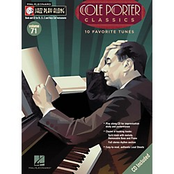 Hal Leonard Cole Porter Classics - Jazz Play Along Volume 71 Book with CD (843073)