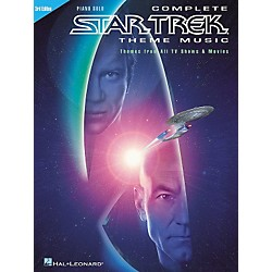 Hal Leonard Complete Star Trek Theme Music (313030)