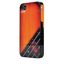 Hal Leonard Contour Design Fender iPhone 4/4S Wood Grain Hard Gloss Protective Case (102866)
