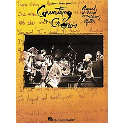 Hal Leonard Counting Crows - August & Everything After Piano, Vocal, Guitar Songbook (308241)