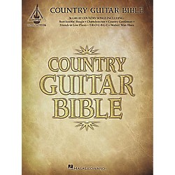Hal Leonard Country Guitar Bible Tab Book (690465)