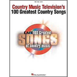 Hal Leonard Country Music Television's 100 Greatest Songs of Country Music Piano, Vocal, Guitar Songbook (306544)