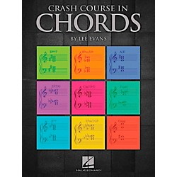 Hal Leonard Crash Course In Chords (296864)