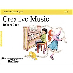 Hal Leonard Creative Music Book 2 Revised, Piano, The Robert Pace Keyboard Approach (372314)
