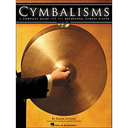 Hal Leonard Cymbalisms: A Complete Guide For The Orchestral Cymbal Player Book/2CD's (6620075)