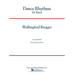 Hal Leonard Dance Rhythms For Band Op. 58 Level 5 (50470420)