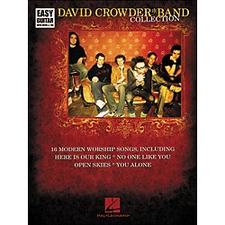 Hal Leonard David Crowder*Band Collection Easy Guitar Tab (702219)
