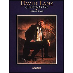 Hal Leonard David Lanz Christmas Eve arranged for piano solo (308261)