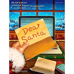 "Hal Leonard Dear Santa - A Musical ""Tweet"" for Christmas (Performance Kit/CD) (9971712)"