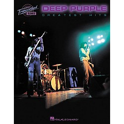 Hal Leonard Deep Purple - Greatest Hits Book (672502)