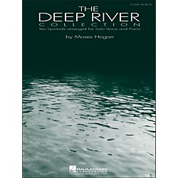 Hal Leonard Deep River - Ten Spirituals For Solo Voice And Piano Volume 1 For Low Voice (740133)