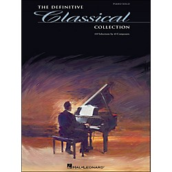 Hal Leonard Definitive Classical Collection For Piano Solo (310772)