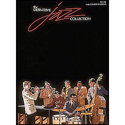 Hal Leonard Definitive Jazz Collection Flute With Chord Symbols (8721673)