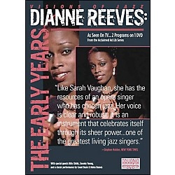 Hal Leonard Dianne Reeves: The Early Years DVD (320958)