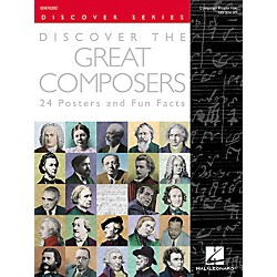 Hal Leonard Discover the Great Composers Posters (9970392)