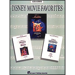 Hal Leonard Disney Movie Favorites For Alto Saxophone (849924)