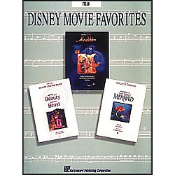 Hal Leonard Disney Movie Favorites For Cello (849919)