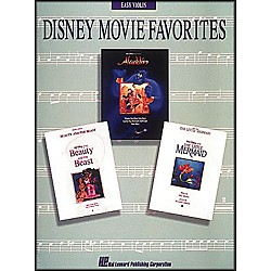 Hal Leonard Disney Movie Favorites For Easy Violin (849910)