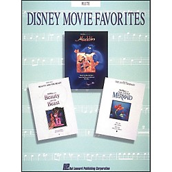 Hal Leonard Disney Movie Favorites For Flute (849922)