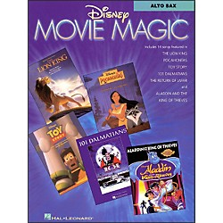 Hal Leonard Disney Movie Magic For Alto Sax (841174)