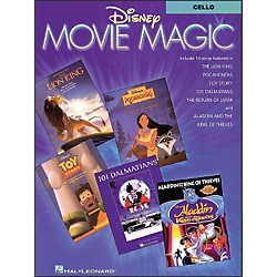 Hal Leonard Disney Movie Magic For Cello (841180)