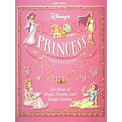 Hal Leonard Disney Princess Collection For Easy Piano (313057)