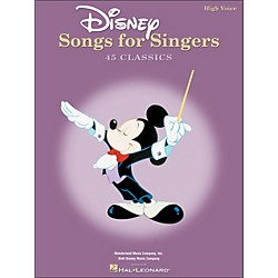 Hal Leonard Disney Songs For Singers For High Voice (740295)