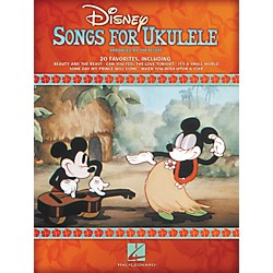 Hal Leonard Disney Songs For Ukulele (701708)