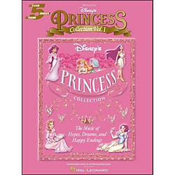 Hal Leonard Disney's Princess Collection Volume 1 Selections For Five Finger Piano (310847)