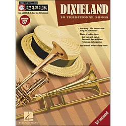 Hal Leonard Dixieland - Jazz Play-Along Volume 87 (Book/CD) (843111)