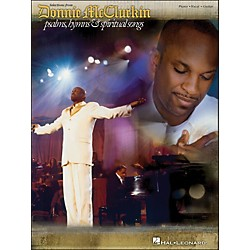 Hal Leonard Donnie Mcclurkin Selections From, Psalms, Hymns & Spiritual Songs arranged for piano, vocal, and gui (306740)