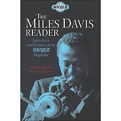 Hal Leonard Downbeat Hall Of Fame Series The Miles Davis Reader (331790)