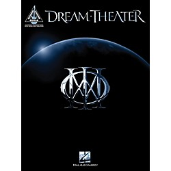 Hal Leonard Dream Theater - Dream Theater Guitar Tab Songbook (122443)