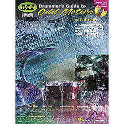 Hal Leonard Drummer's Guide to Odd Meters Book/CD (695349)