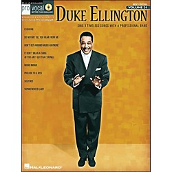 Hal Leonard Duke Ellington - Pro Vocal Songbook For Male Singers Volume 24 Book/CD (740341)