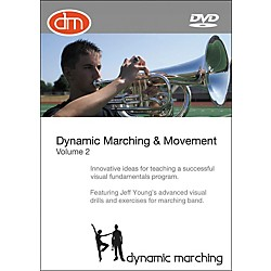 Hal Leonard Dynamic Marching And Movement: Volume 2 (DVD) (3745372)